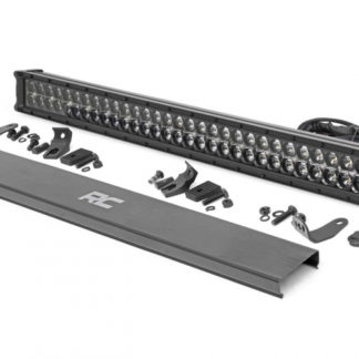 Lightbars and mountings